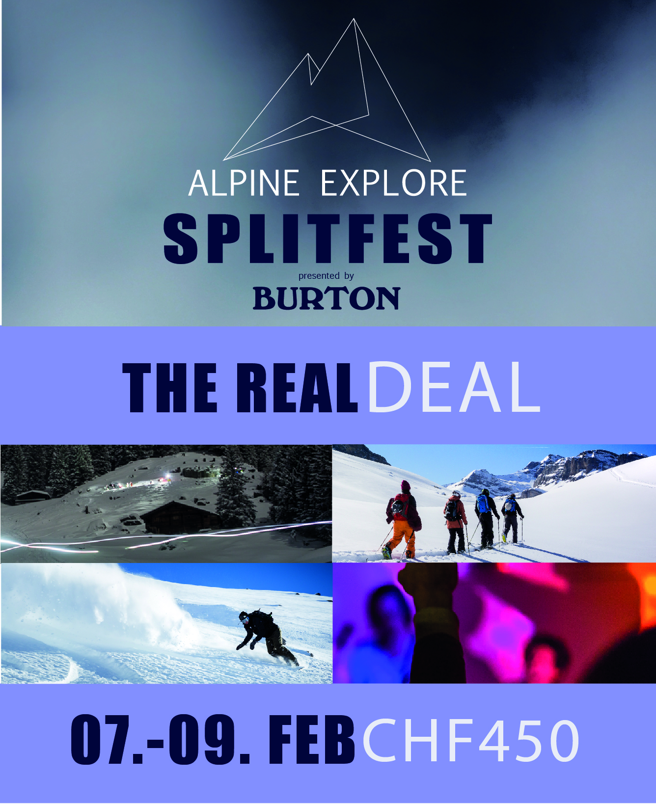 The Real Deal - Alpine Explore Splitfest 2020 003