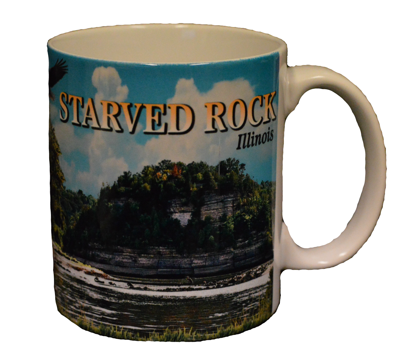Starved Rock Photo Coffee Mug