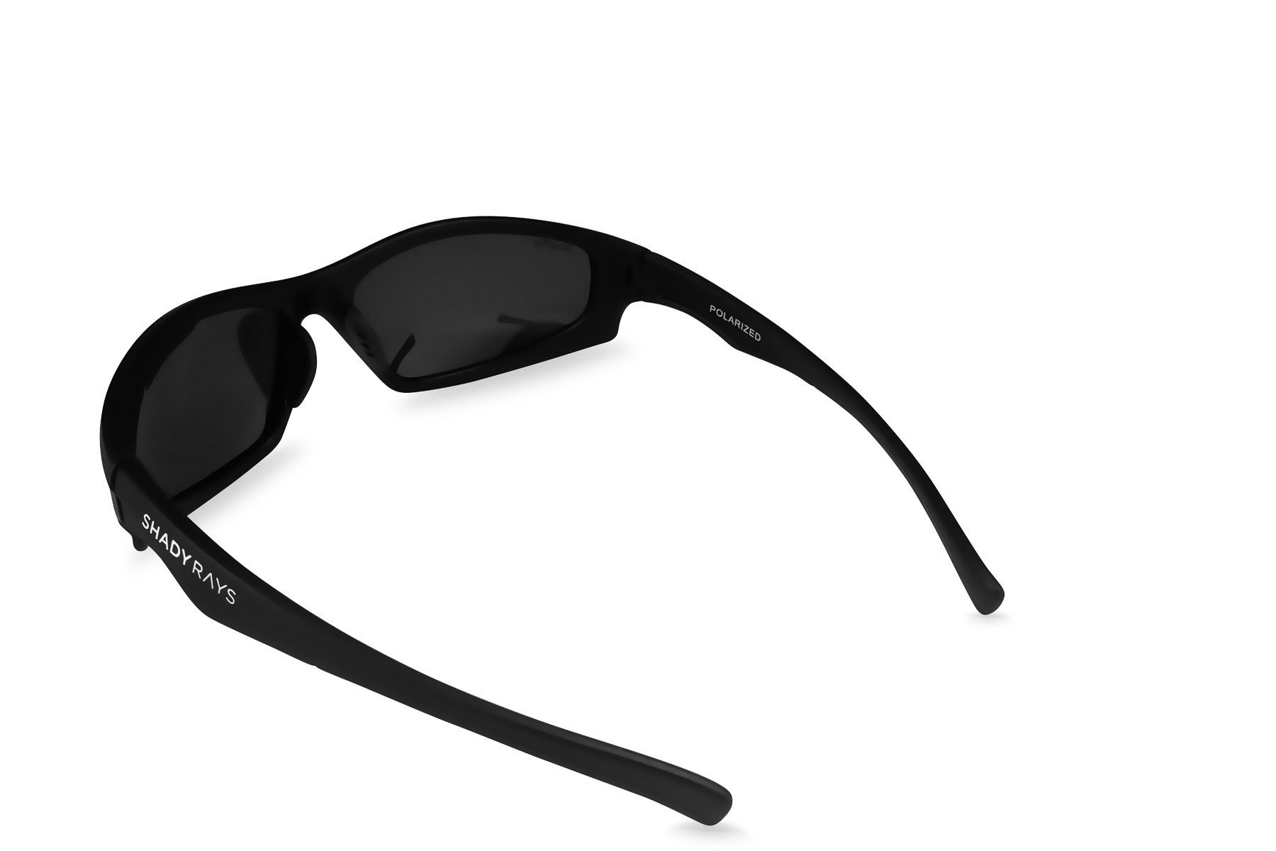 20f126a5d55 Shady Rays X Series Polarized Sport Sunglasses Black Emerald X-2 Sports    Outdoors
