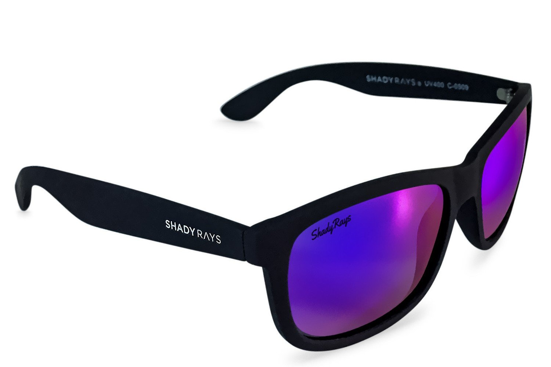 e93ee7a06f Shady Rays Signature Series Sunset Purple Polarized