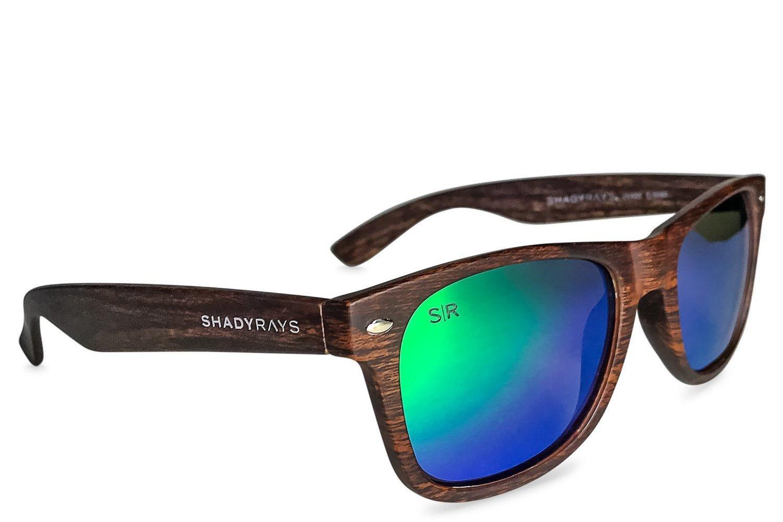ebad9c964f Shady Rays Classic Emerald Timber Polarized