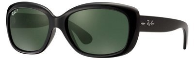 Ray Ban Jackie Ohh Polarized Black Green Polarized