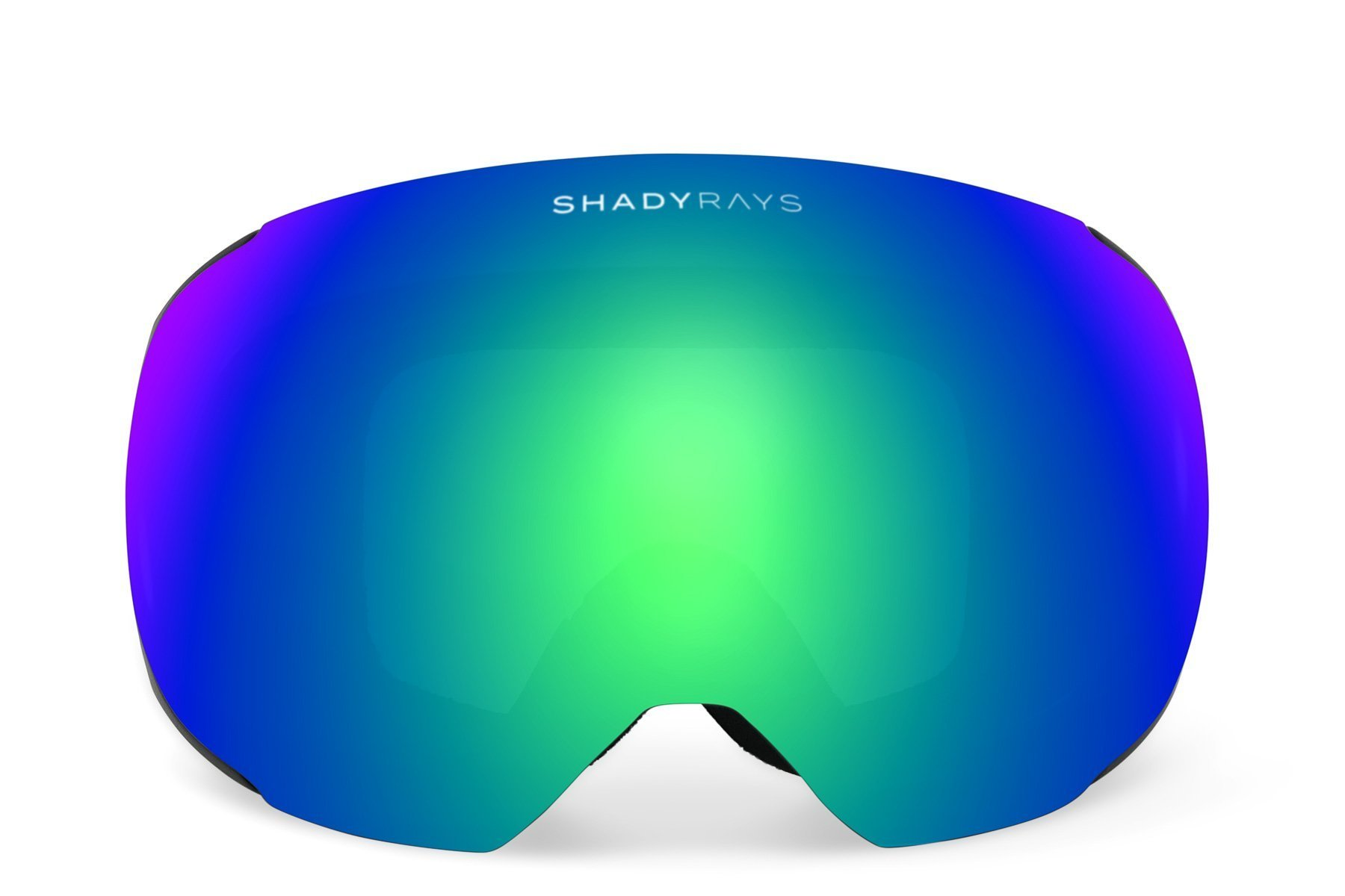 1c5ef928fd1 Shady Rays Snow Goggles Lens  Alpine Emerald Polarized