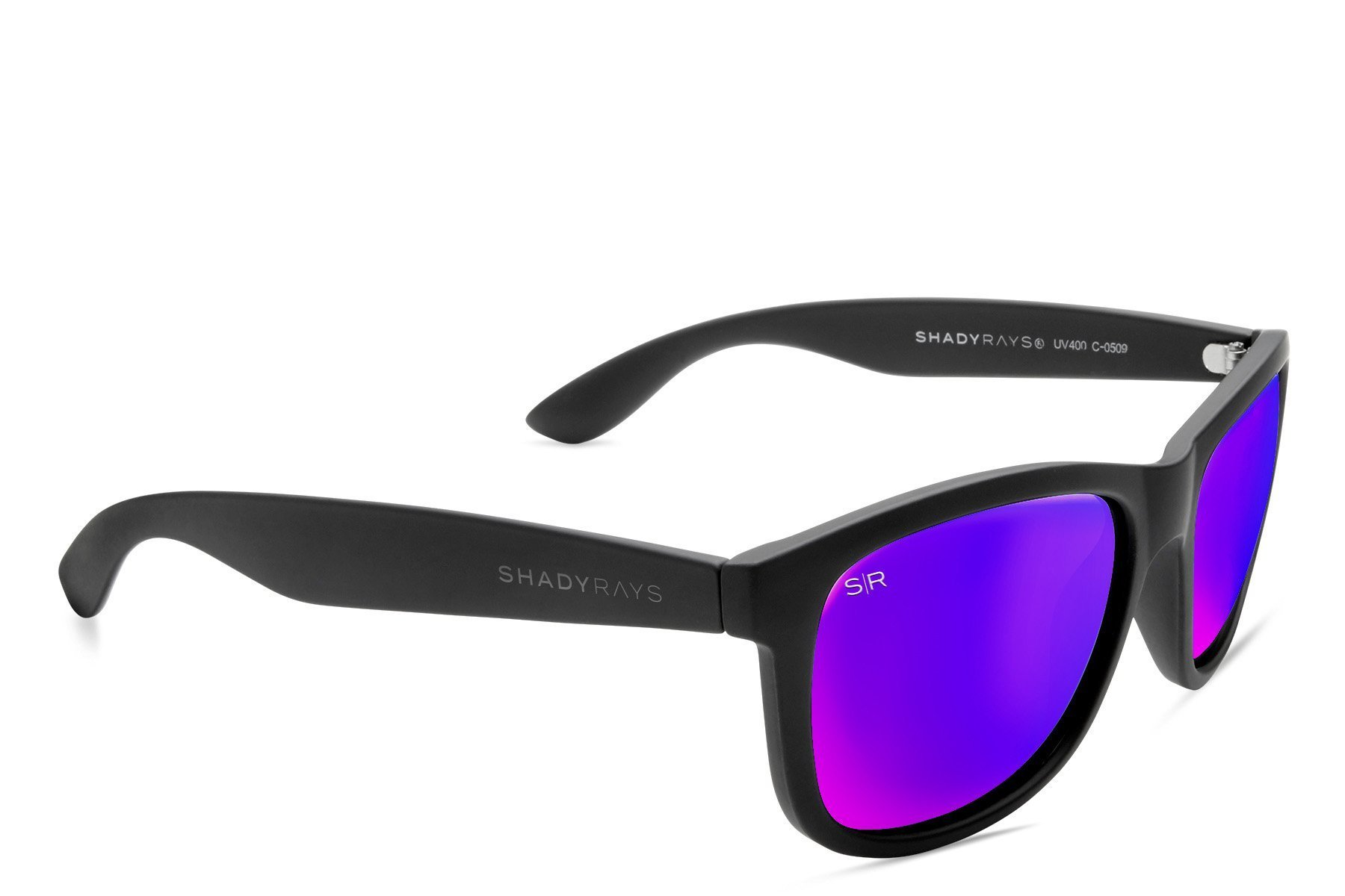 9d0300055a Shady Rays Signature Series EXTREME Purple Sunset Polarized · Signature  Purple Sunset Polarized EXTREME