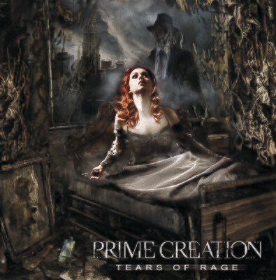 Prime Creation - Tears of Rage (CD - Digipak)