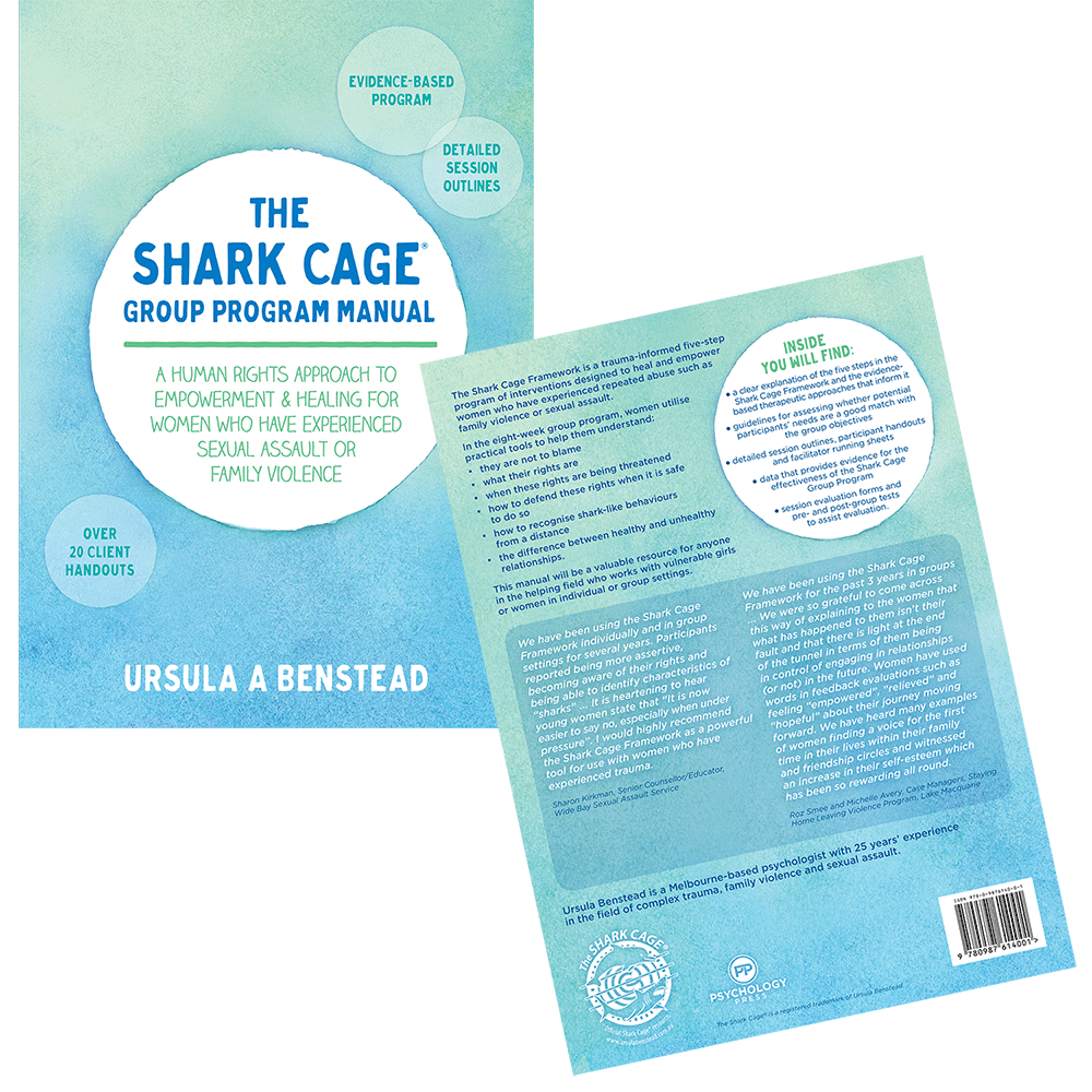The Shark Cage Group Program Manual SC-Manual