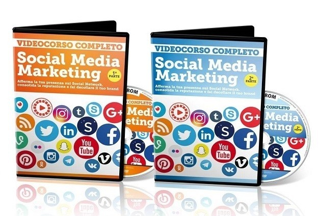 VIDEOCORSO SOCIAL MEDIA MARKETING + PHOTOSHOP CREATIVO + LINUX UBUNTU + ESPERTO IN SICUREZZA INFORMATICA