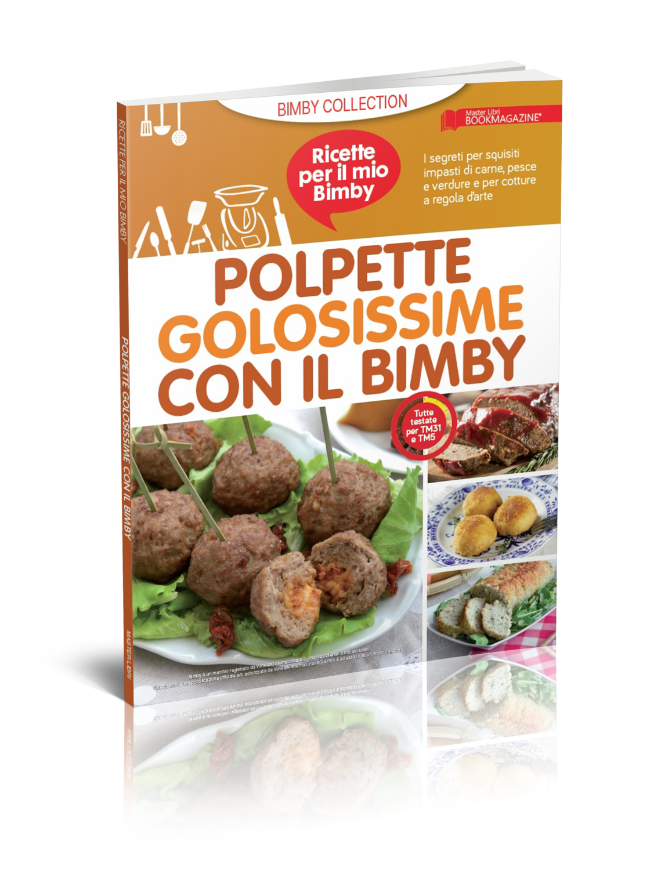 POLPETTE GOLOSISSIME CON IL BIMBY