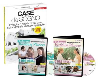 VIDEOCORSO WEDDING PLANNER + CASE DA SOGNO