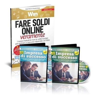 VIDEOCORSI IMPRESA DI SUCCESSO + FARE SOLDI ONLINE