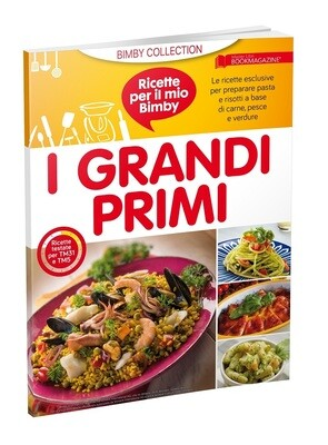 BIMBY - I GRANDI PRIMI