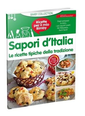 BIMBY - SAPORI D'ITALIA Le ricette tipiche della tradizione