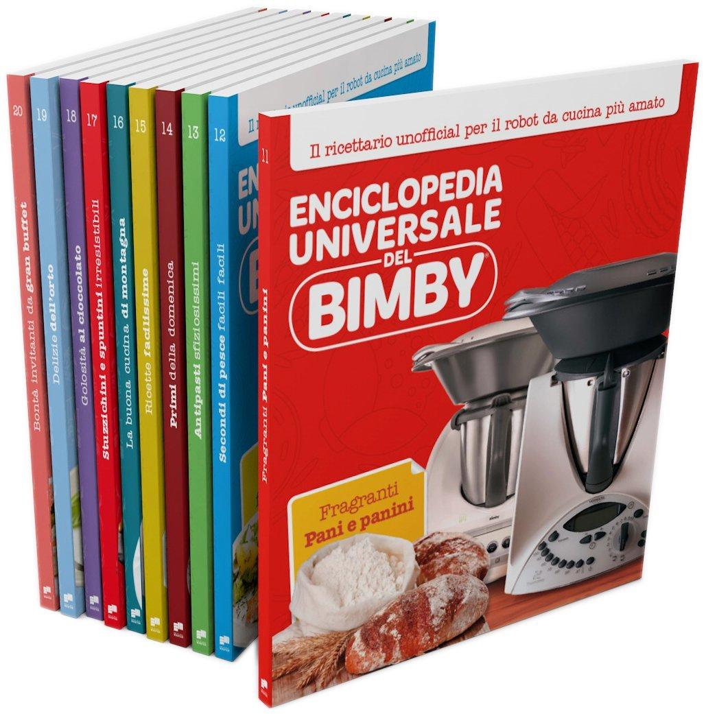 Enciclopedia Universale del Bimby® (volumi 11-20)