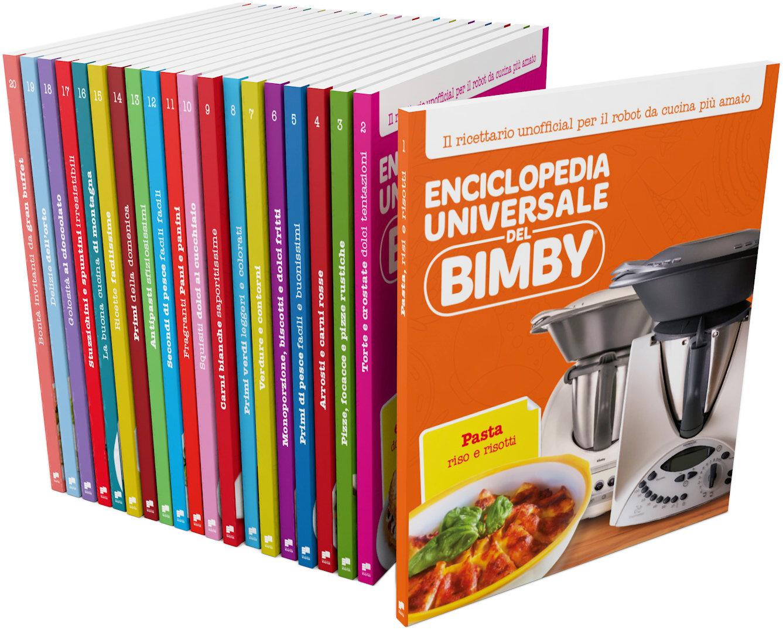 Enciclopedia Universale del Bimby® (volumi 1-20)