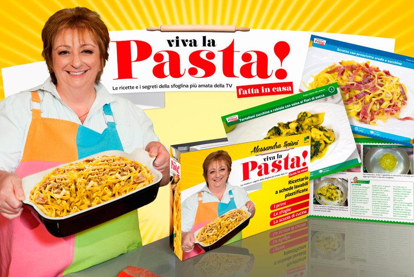 Ricettario Spisni: Viva la Pasta!