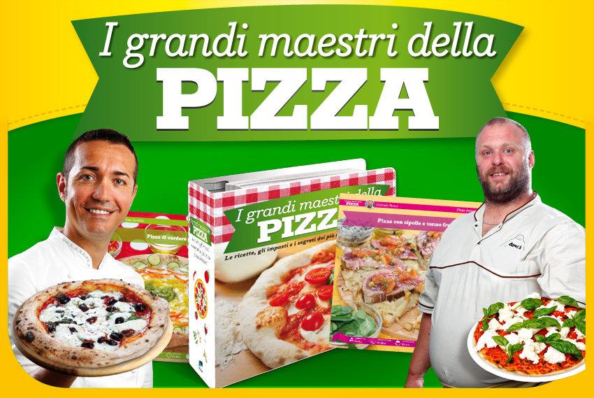 I grandi maestri della PIZZA