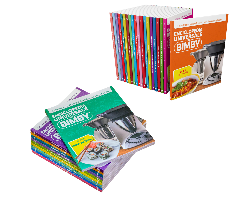 Enciclopedia Universale del Bimby® (volumi 1-30)