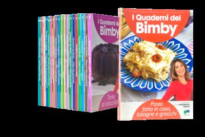 I Quaderni del BIMBY® (volumi 1-20)