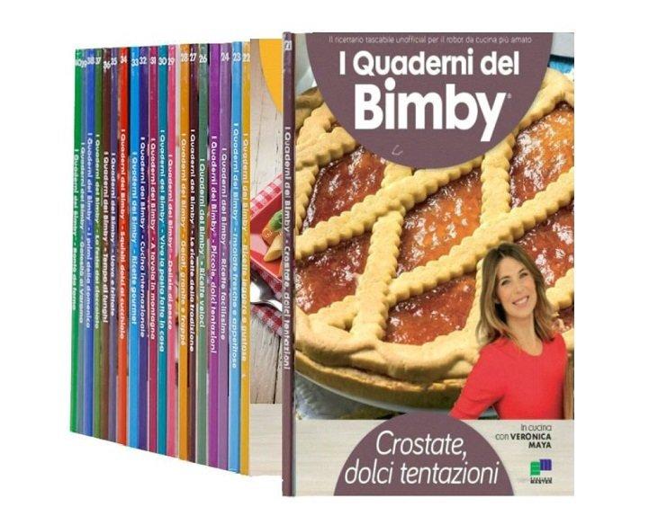 I Quaderni del BIMBY® (volumi 21-40)