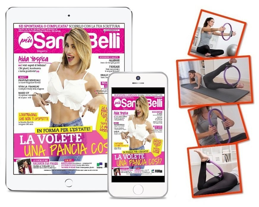 ACTIVE RING per PIlates + Abbonamento PSPB digitale