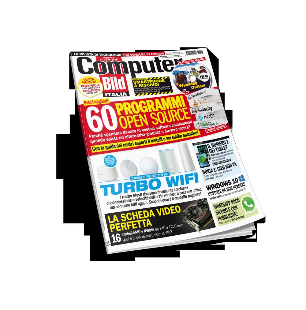 Computer Bild (Rivista + WEB DVD) - Abbonamento 1 anno