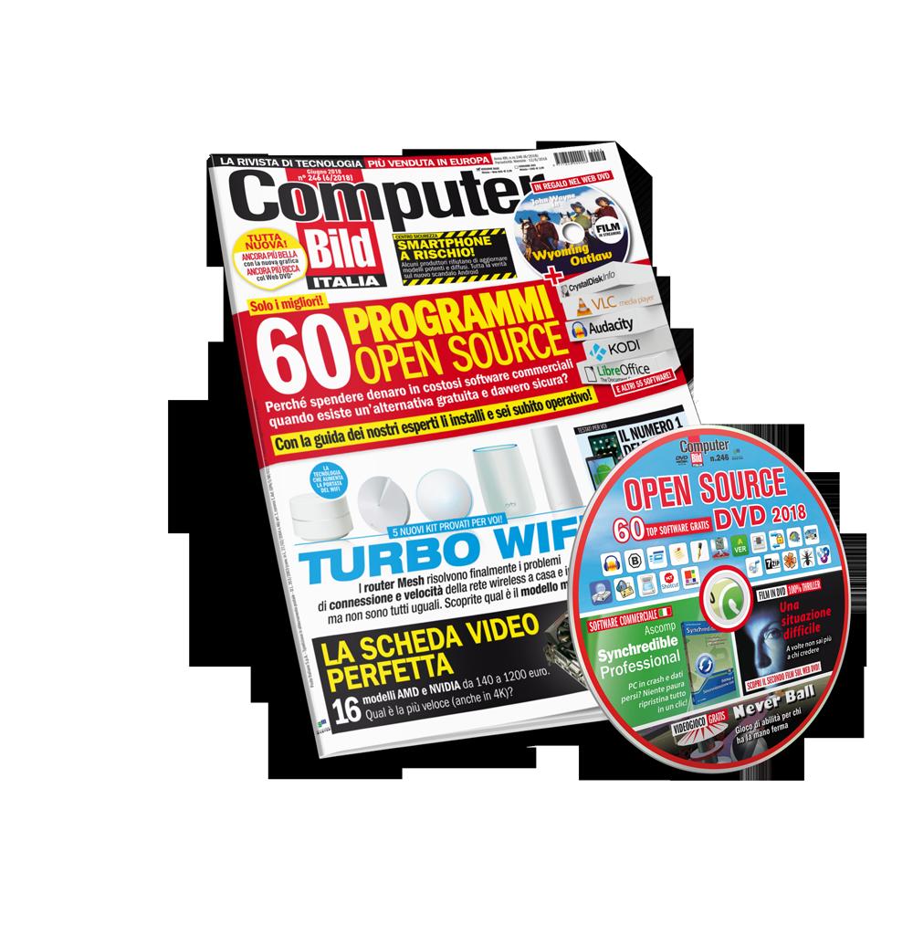 Computer Bild (Rivista + DVD) - Abbonamento 1 anno