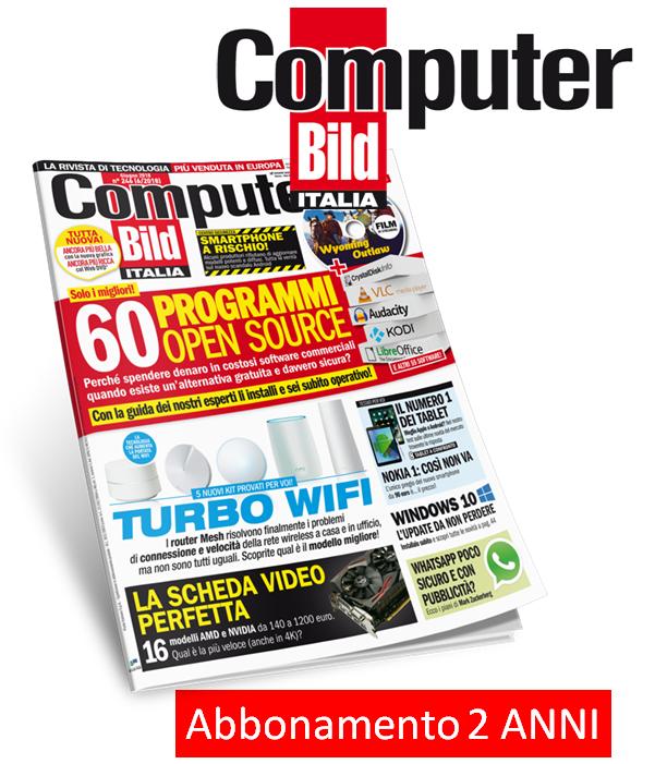 Computer Bild (Rivista + WEB DVD) - Abbonamento 2 anni