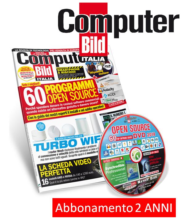 Computer Bild (Rivista + DVD) - Abbonamento 2 anni
