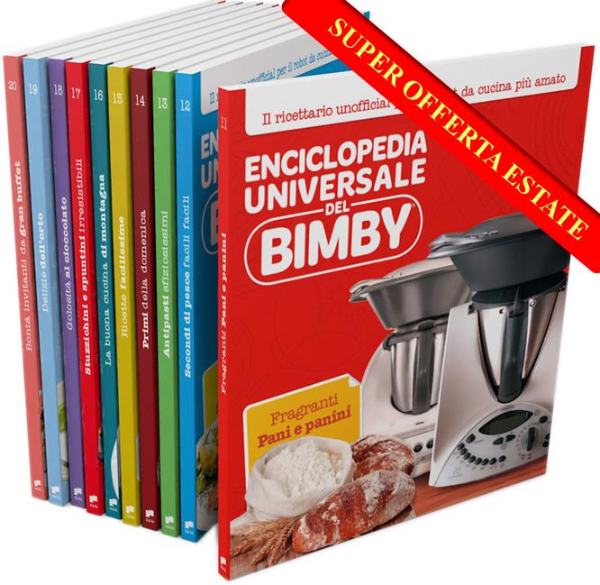 Enciclopedia Universale del Bimby® (volumi 11-20)_ESTATE