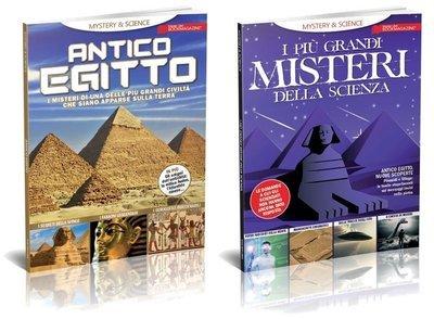 Mystery & SCIENCE - OFFERTA 2 volumi scienza & mistero