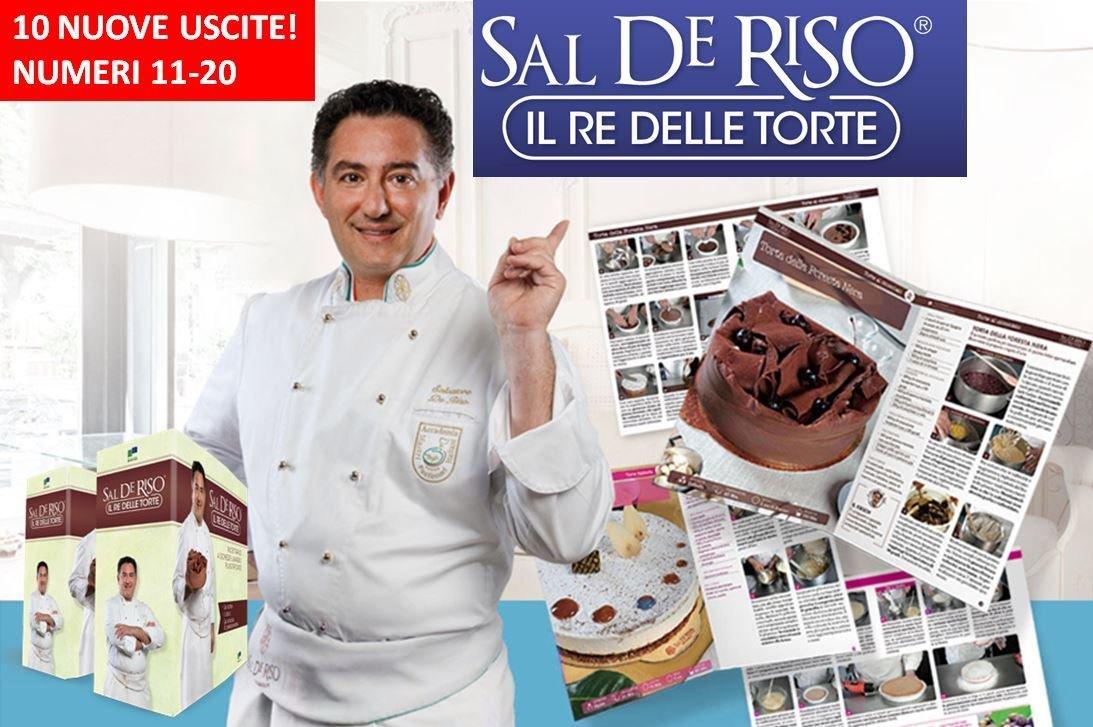 Sal De Riso, il RE delle TORTE (USCITE 11-20)