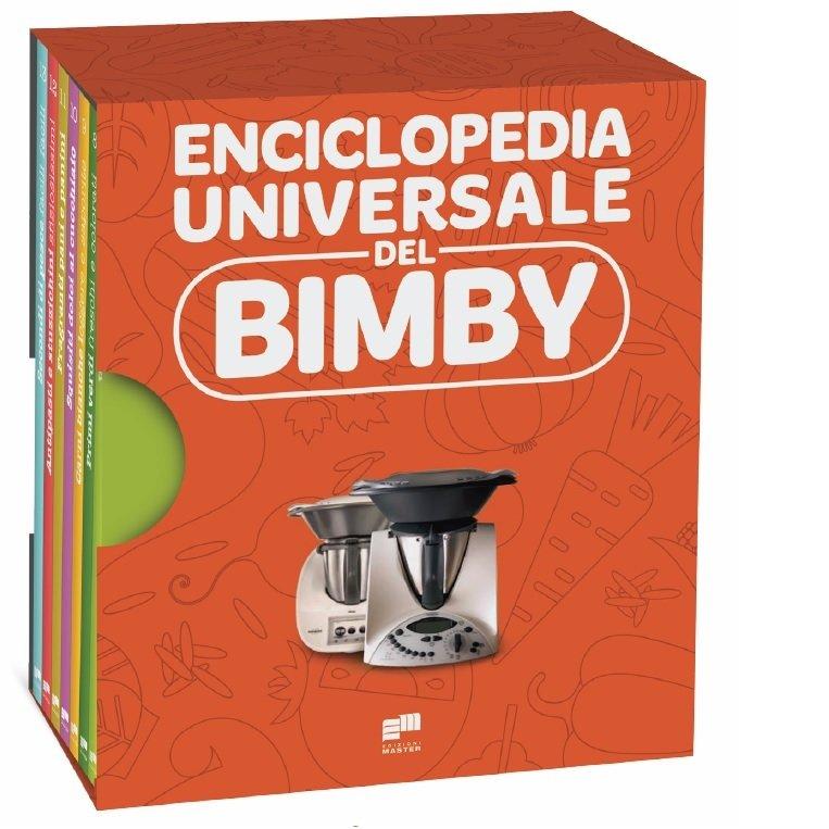 COFANETTO RACCOGLITORE 10 VOLUMI Enciclopedia Universale del Bimby®