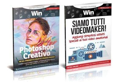 TECH COLLECTION - PHOTOSHOP CREATIVO + SIAMO TUTTI VIDEOMAKER
