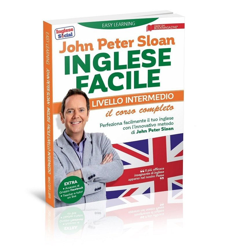 EASY LEARNING - INGLESE FACILE - LIVELLO INTERMEDIO Il corso completo