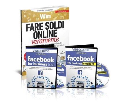 VIDEOCORSI FB + FARE SOLDI ONLINE