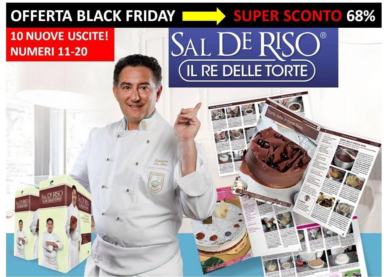 Sal De Riso, il RE delle TORTE (USCITE 11-20)_black_friday