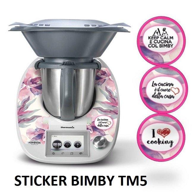 I Quaderni del BIMBY® (volumi 1-40) + STICKER TM5