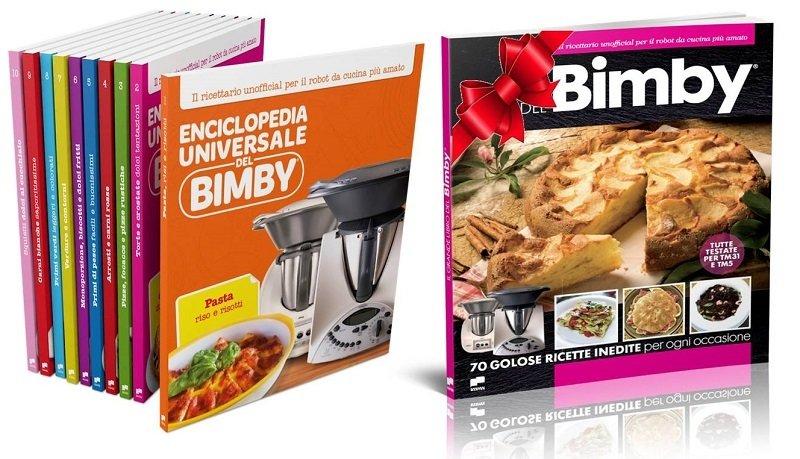 Enciclopedia Universale del Bimby® (volumi 1-10) + IL GRANDE LIBRO DEL BIMBY