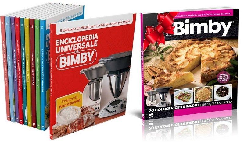 Enciclopedia Universale del Bimby® (volumi 11-20) + IL GRANDE LIBRO DEL BIMBY