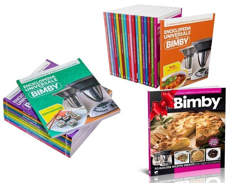 Enciclopedia Universale del Bimby® (volumi 1-30) + GRANDE LIBRO BIMBY