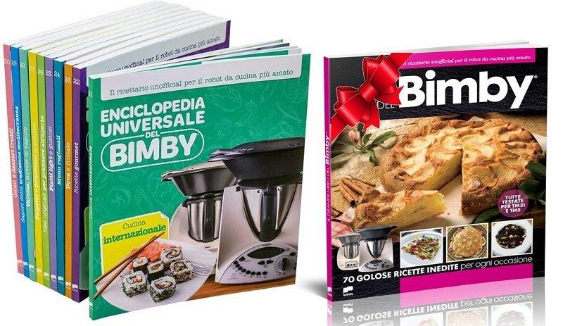 Enciclopedia Universale del Bimby® (volumi 21-30) + IL GRANDE LIBRO DEL BIMBY