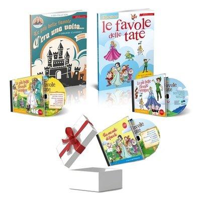KIDS COLLECTION - Le più belle favole - Le favole delle tate + 3 CD
