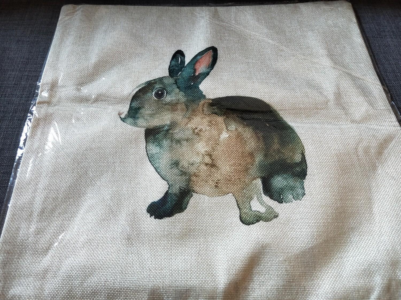 Bunny Cushion  Cover 4