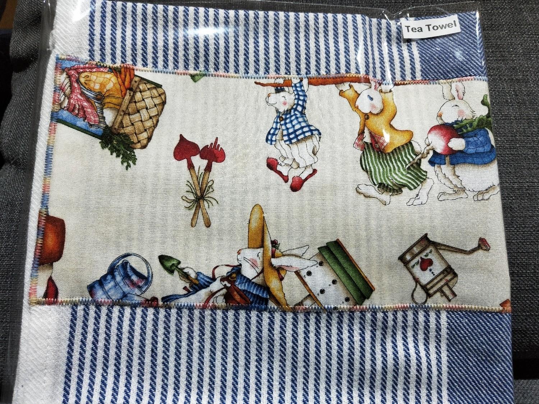 Barbi's design - Tea towels 15
