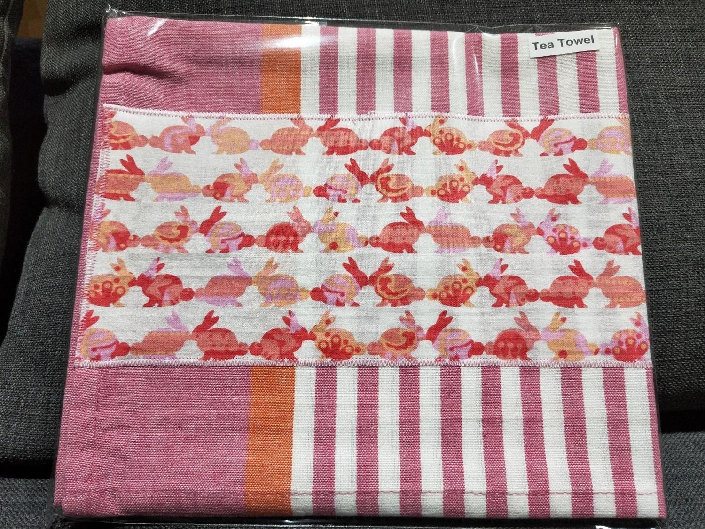 Barbi's design - Tea towels 13