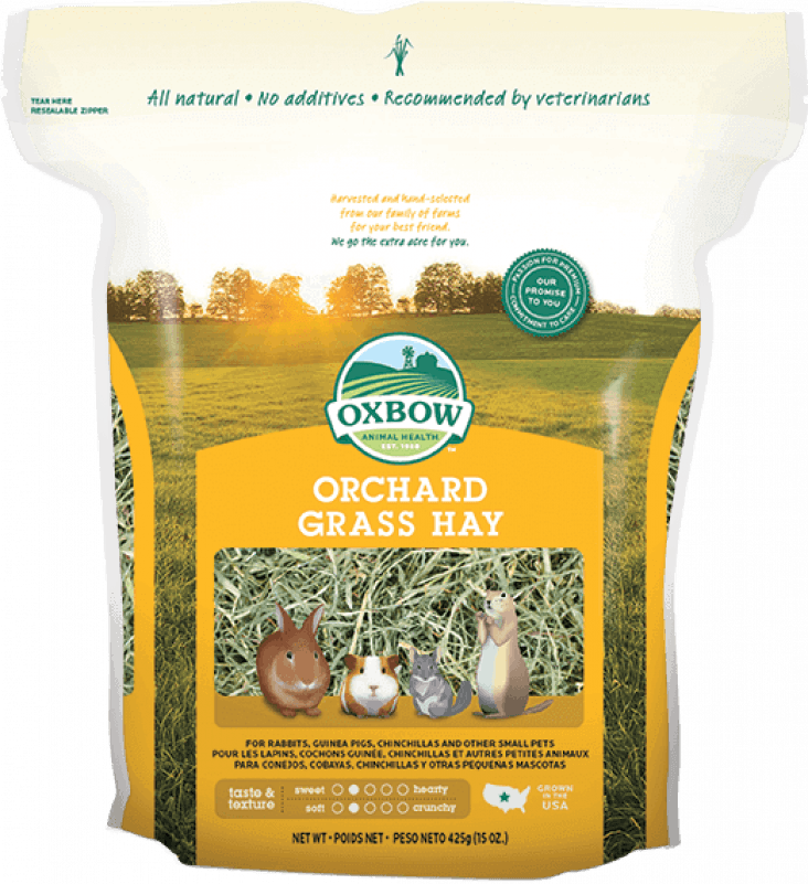 Oxbow orchard hay -4 kg