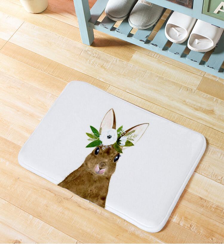 Bunny  Floor Matt 3