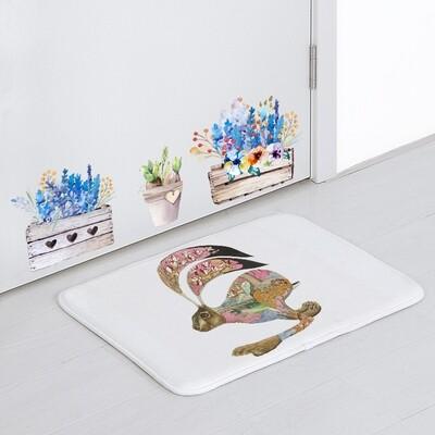 Bunny  Floor Matt 4