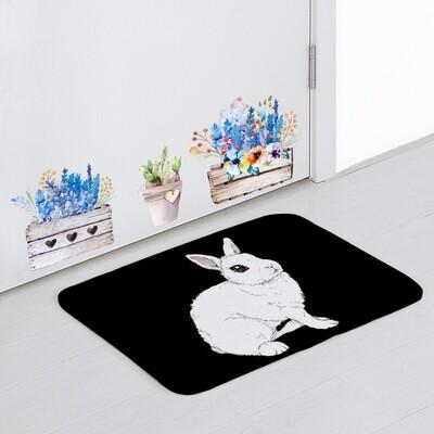 Bunny  Floor Matt 10
