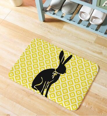 Bunny  Floor Matt 14